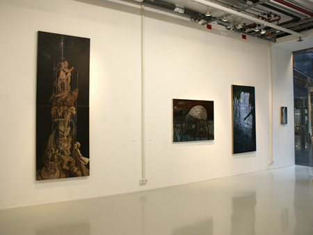 Black Water, Artcore Gallery, Vienna