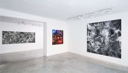 Installation View at Dan Gallery