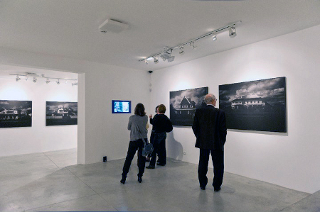Dan Gallery, Installation View
