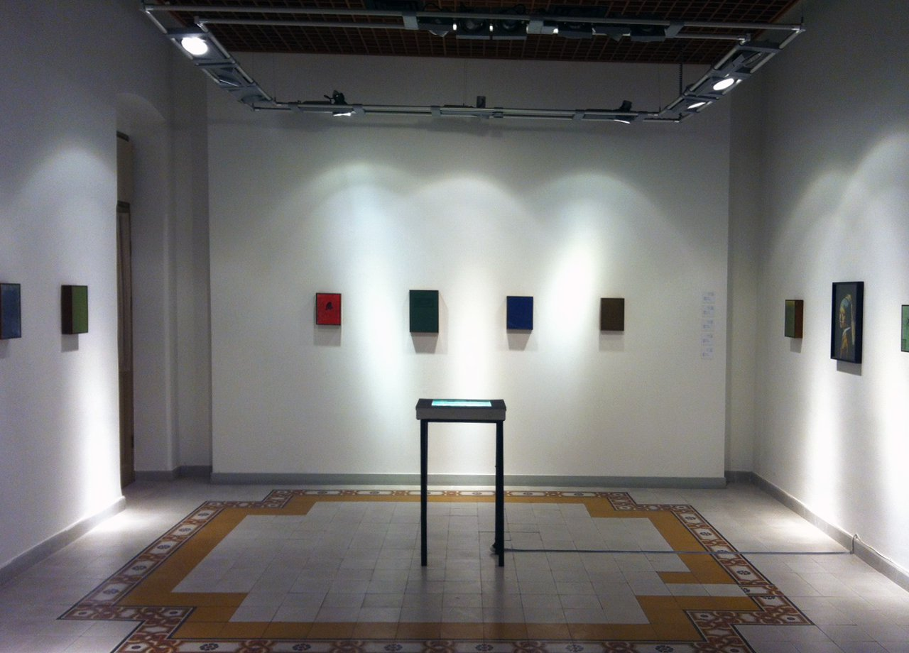 Mani House, Installation View